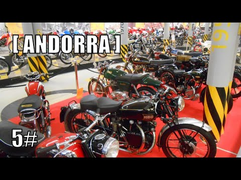 M2R Museo de la Moto de Canillo (Andorra) por Avaracing