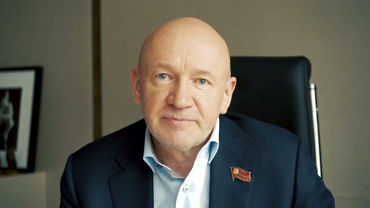 Президент МТПП Владимир Платонов о конкурсе Золотой Меркурий 2021