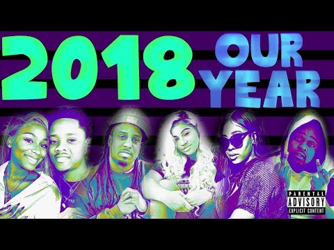 2018 OUR YEAR (OFFICIAL LYRIC VIDEO) FT PANTON SQUAD, AJ MOBB