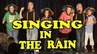 Singing in the Rain (Kids Version) Children