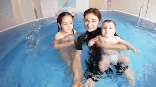 Грудничковое плавание в Ростове-на-Дону | Академия Детства  #12