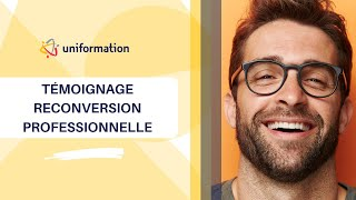 RECONVERSION THIBAULT CROLET - UNIFORMATION