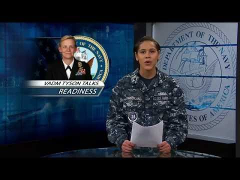 Deputy Commander, U.S. Fleet Forces Command Talks Readiness