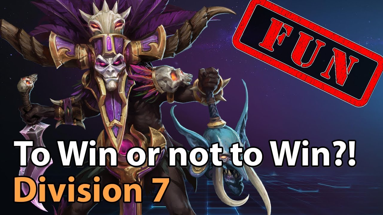 ► To Win or not to Win?! - Division 7 - Heroes of the Storm Amateur Play