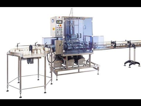 Adelphi Response Automation Volumetric Filling System