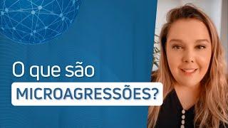 O que são microagressões?