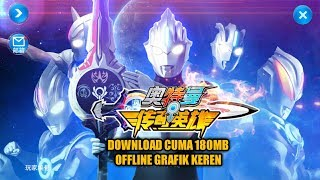 Cara Download Dan Install Game Ultraman Orb Di Android