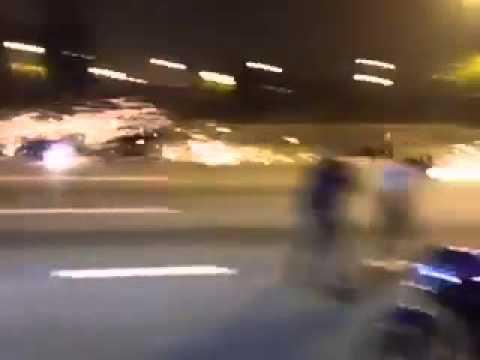 Tại nạn đua xe rớt nài kinh hoàng ở brasil