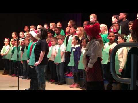 Jesse Boyd Elementary School Christmas is Love