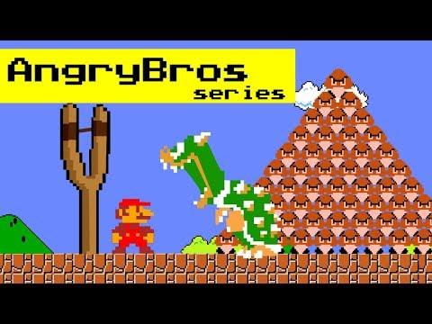 Angry Mario (series)