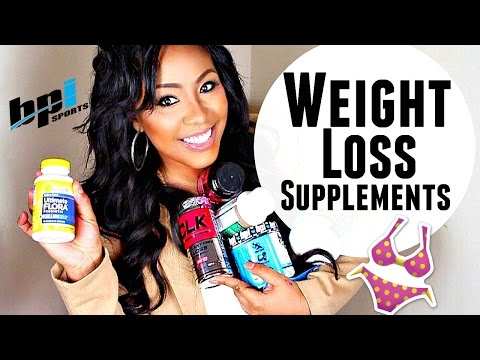 Best Supplements for  Fast Weight Loss + BPI Haul