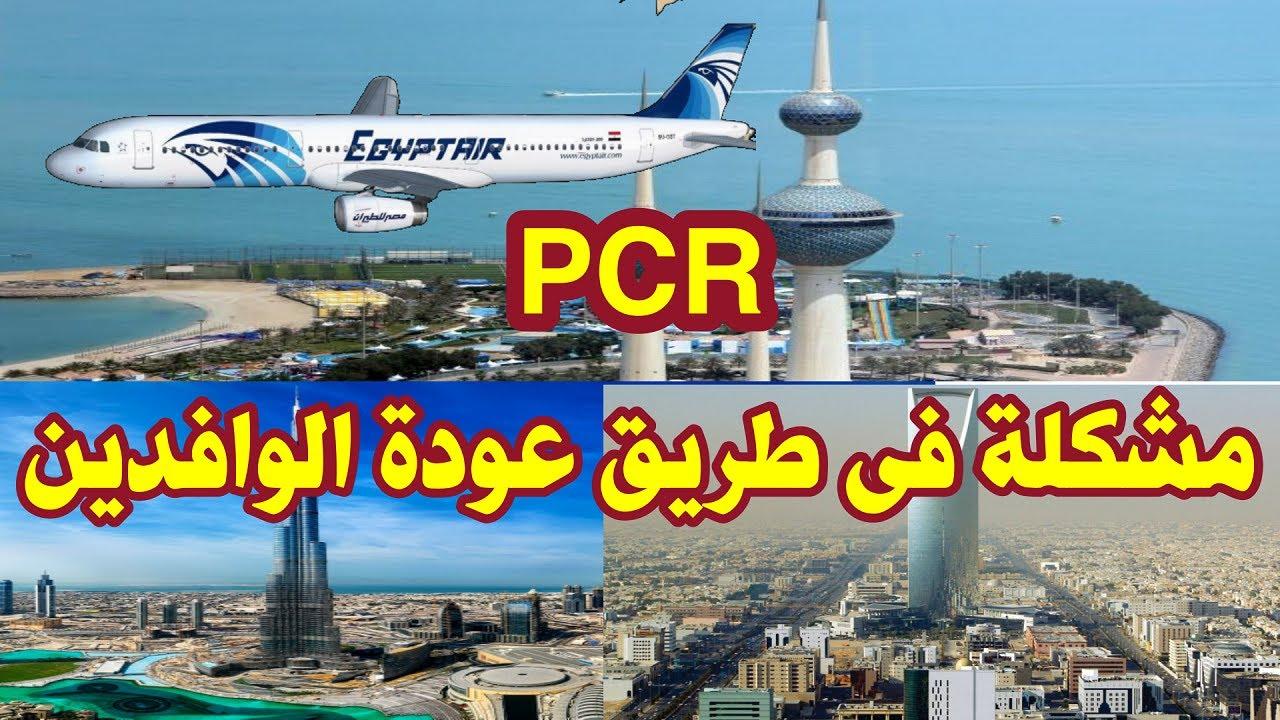 تحليل PCR مشكلة تواجه عودة الوافدين بالدول العربية