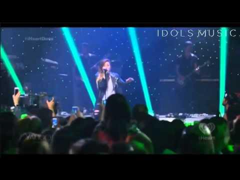 Demi Lovato - Here We Go Again (iHeartRadio 2014)