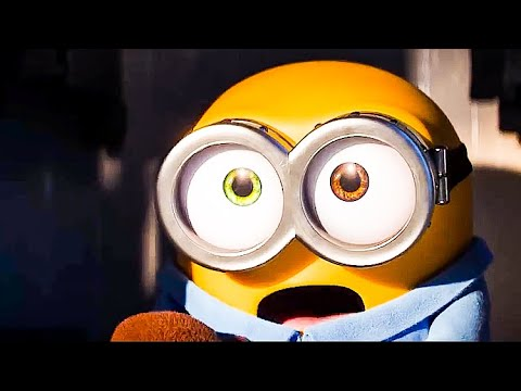 Download Minions 2 The Rise Of Gru 'Baby Minions' Official Trailer (2021) HD