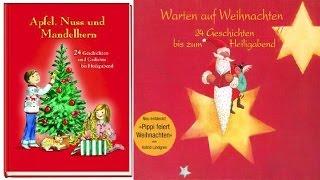 Hörbuch: Warten auf Weihnachten - 24 Geschichten bis zum Heiligabend