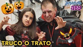 Especial Halloween 🎃 Dos VAMPIROS BUSCAN CHUCHES. Truco o Trato 🍬🍭