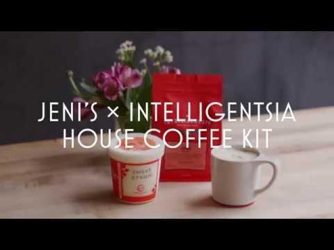 Jenis x Intelligentsia House Coffee Kit