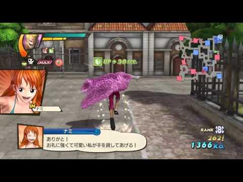 One Piece Pirate Warriors 3 - Donquixote Doflamingo Gameplay (ワンピース 海賊無双 3)