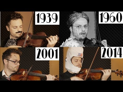Evolution of Movie Music Part 2 | 1939-2016