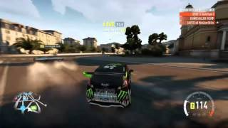 Forza Horizon 2-Session Drift avec Waizzer Bike