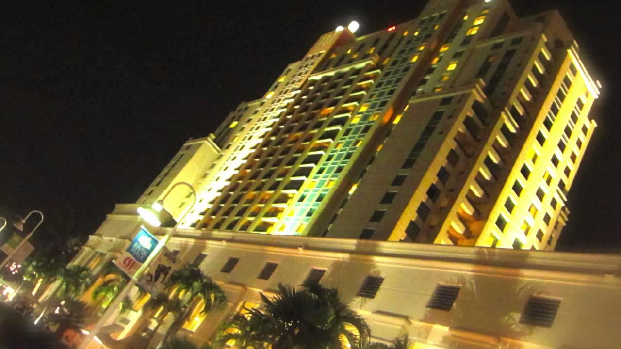Marriott Waterside Hotel & Marina -TAMPA - YouTube