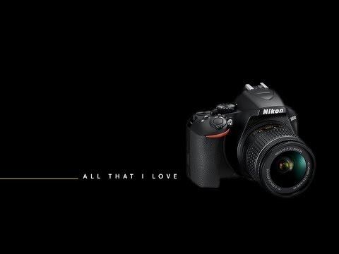 Nikon D3500: Product Tour