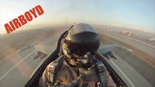 "F-16 ""Viper"" POV Bagram"