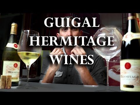 Hermitage Wines by E. Guigal | Top French Red & White from Rhone - click image for video
