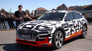 The first all electric Audi | REVIEW Audi e-tron