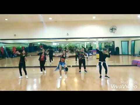Zumba mungkin (potret) Remix / choreo by Rina