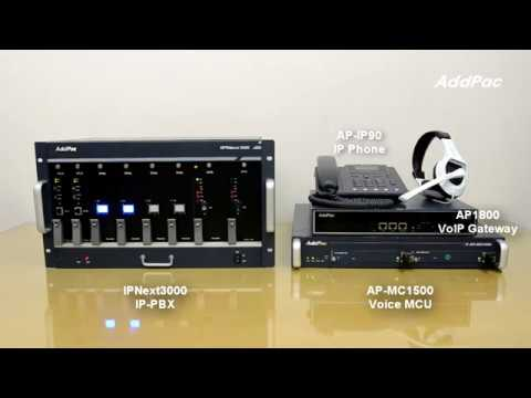 Satellite based VoIP Communication Solution (위성 VoIP 통신 솔루션) | AddPac