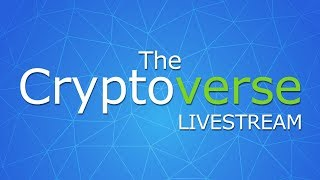 19th Jan The Cryptoverse LIVE - Q&A + So Much News On Bitcoin, Cryptocurrencies and Blockchains! thumbnail