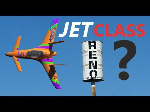 Reno Air Races 2020 - X Project Jet Update - New Racing Class?