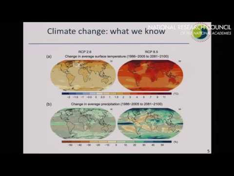 Climate Change, Agriculture and Human Health: Joshua Elliott