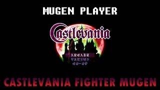 CASTLEVANIA FIGHTER MUGEN [update]