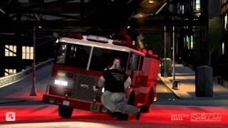 GTA IV - Fireman Sam