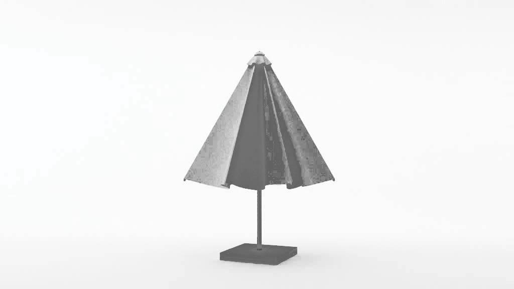 shady umbrella by royal botania - youtube, Wohnzimmer dekoo