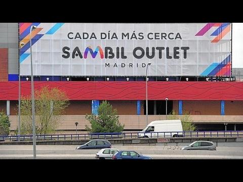 """SAMBIL"" EL ""OUTLET"" MAS GRANDE DE ESPAÑA ESTÁ EN LEGANÉS"