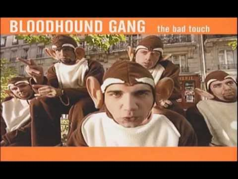 Bloodhound Gang - The Bad Touch (Official Instrumental)