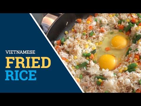 How To Cook Vietnamese Fried Rice | MAMATRAN