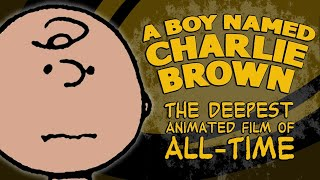 A BOY NAMED CHARLIE BROWN (1969) Analysis YouTube Videos
