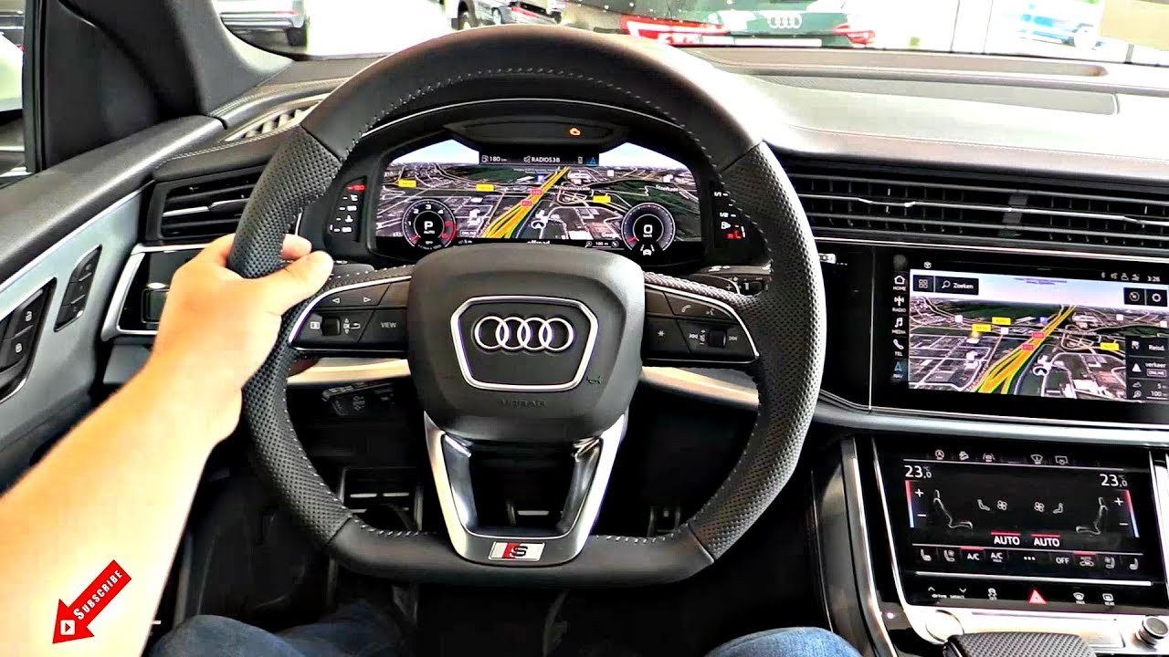 The New Audi Q8 2019 Interior Youtube