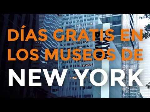 Días gratis en los museos de New York