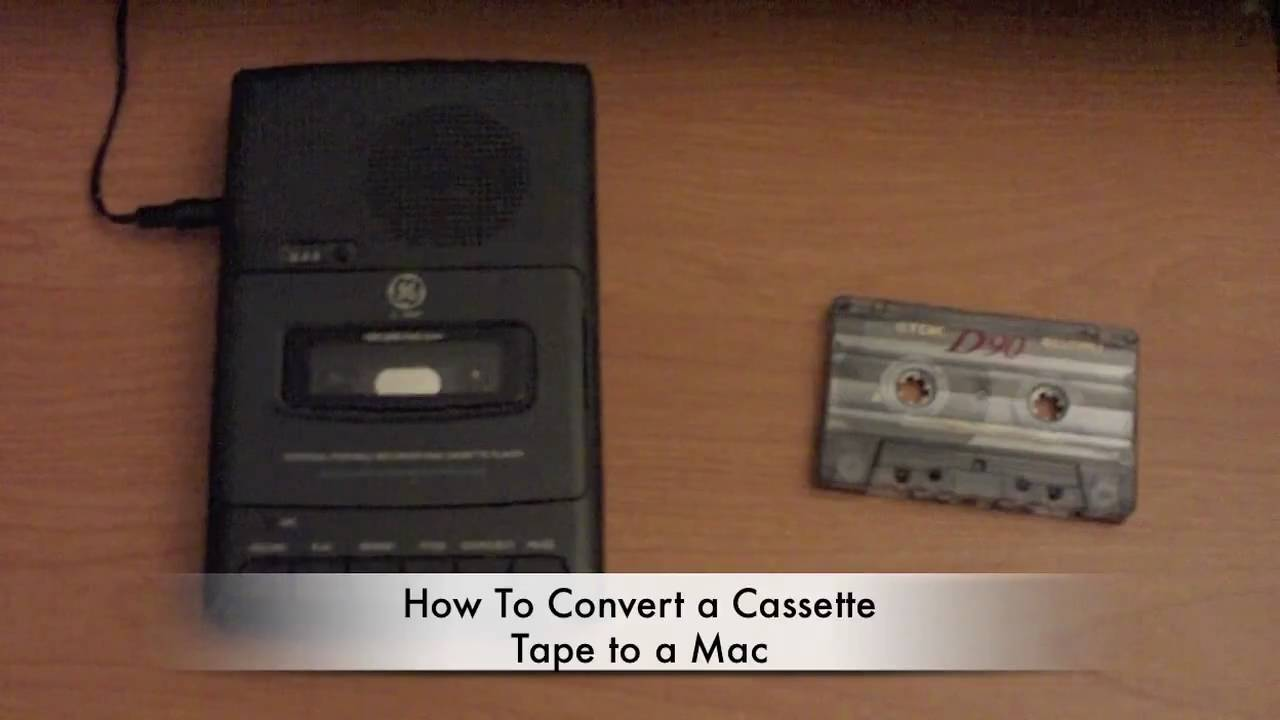 Other Methods to Transfer Audio Cassettes