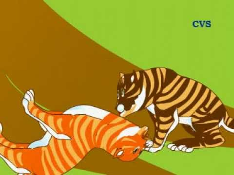 panchatantra-hindi-animation-stories-cat-and-monkey