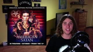 Let Him Burn (The Relentless / American Satan) - Review/Reaction