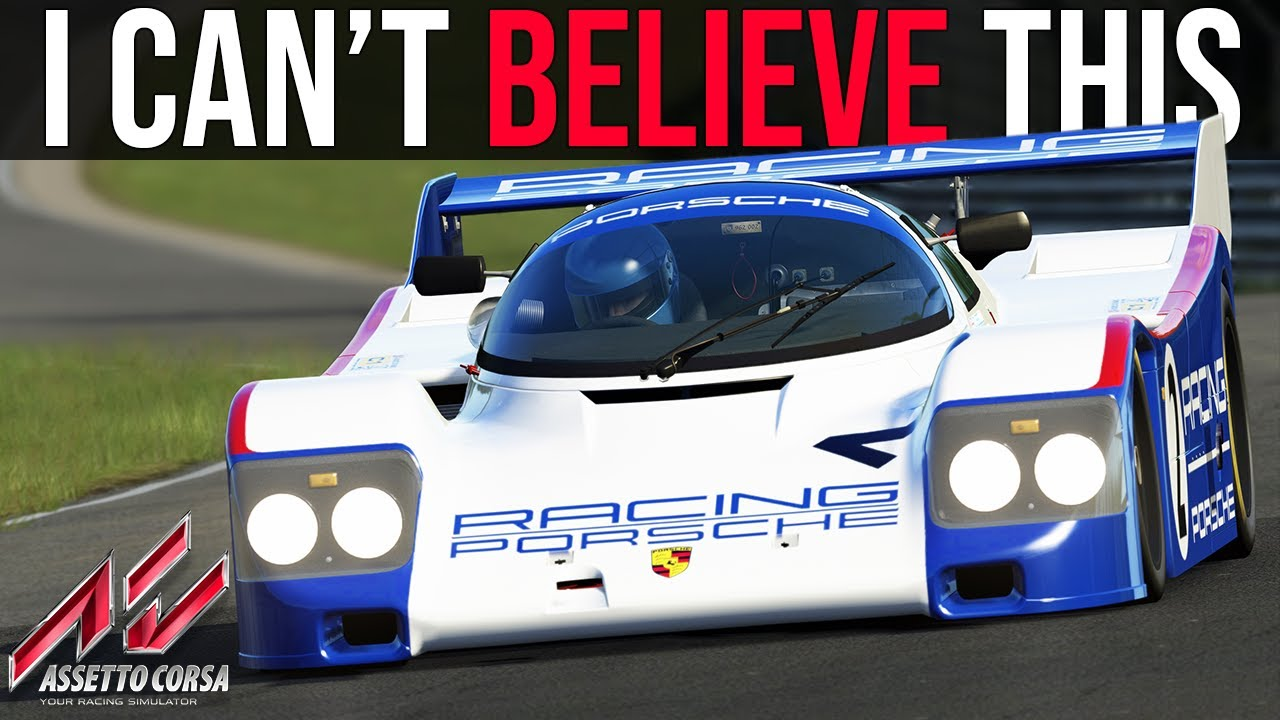 Video: Ermin revisits Assetto Corsa after two year break