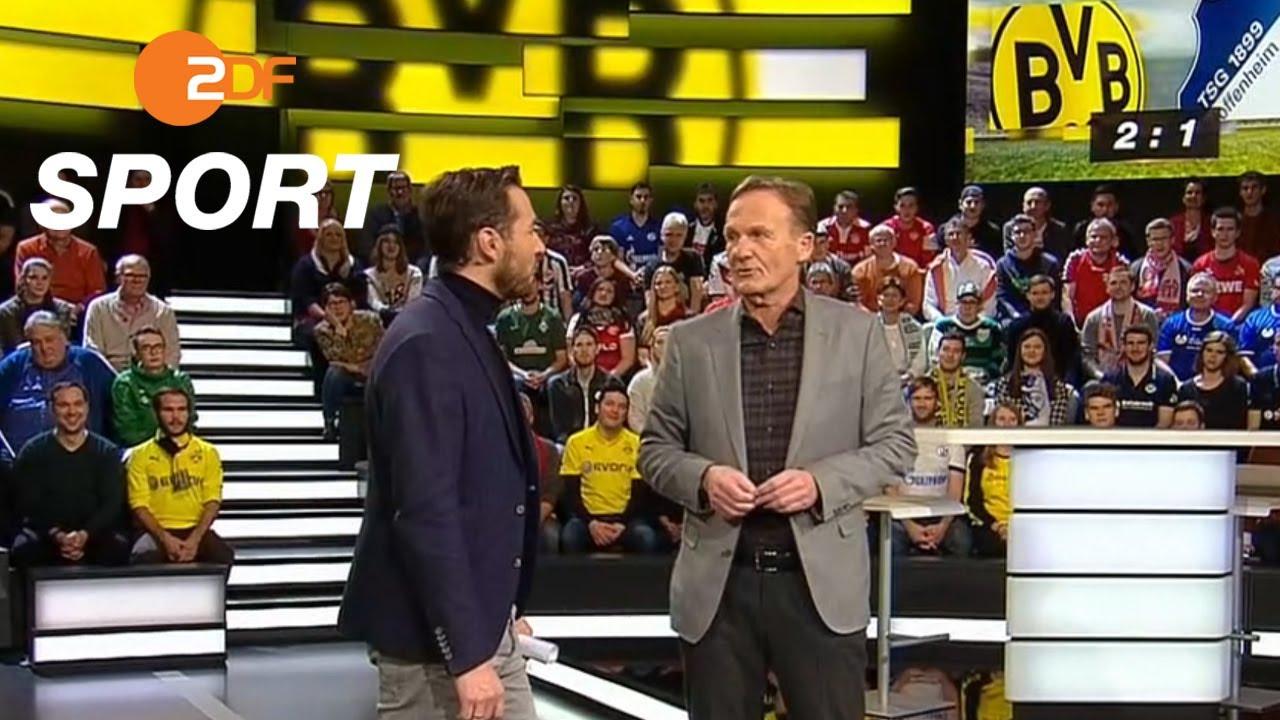 Watzkes Vision: In zehn Jahren Stammgast in der Champions League | das aktuelle sportstudio - ZDF
