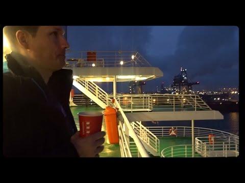 P&O Ferry / Hull To Rotterdam