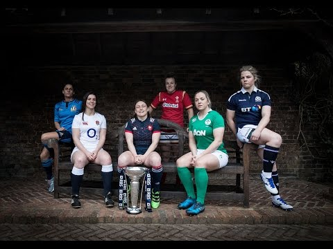 Championship Launch Day 2017 | Women's Six Nations